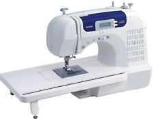 Electric Brother cs6000i 60-Stitch Computerized Sewing Machine with Wide Table