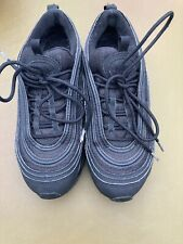 Nike Air Max 97 - Triple Black Women's / Juniors size 5