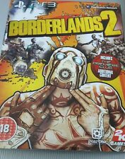BORDERLANDS 2  PLAYSTATION 3 PS3 RATED 18