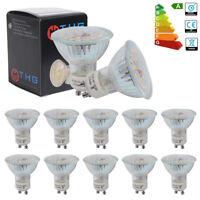 10er 7W LED Birne Leuchte Lampen Leuchtmittel ersetzt 50W Halogenlampen Kaltweiß
