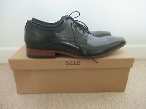 Sole Black Dress Shoes Size 8 - Worn Once for 2 hours