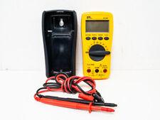 Ideal 61-322 PlatinumPro AC/DC TRMS Multimeter
