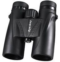 10X42 Binoculars by Eyeskey Waterproof Powerful Binoculars for Camping Hunting