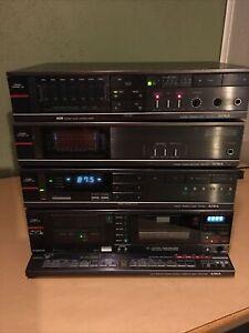 Vintage Aiwa Stereo FX-A120 TX-80 BX-120 GX-120