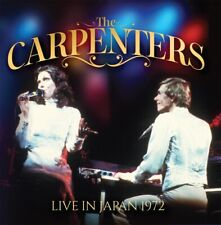 THE CARPENTERS - Live In Japan 1972. New CD + sealed ** NEW **
