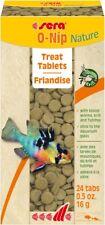 Sera O-Nip Tablets 24 Attaching tablets, Fish Food.
