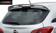 Dachspoiler Heckspoiler für Opel Corsa E Spoiler Dachkantenspoiler OPC GTC Neu