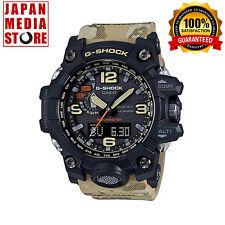 New!! Casio G-SHOCK GWG-1000DC-1A5JF MUDMASTER Desert Camouflage GWG-1000DC-1A5