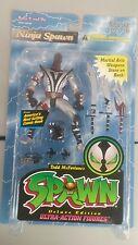 NIB NINJA SPAWN Action Figure SERIES 3 McFARLANE 1/5000 ultra rare recolor!1996