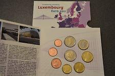 Coffret Luxembourg euro BU 2011