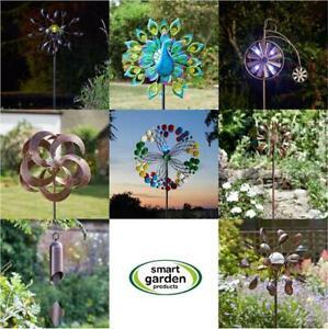 Smart Garden Metal Wind Spinner Decoration Collection