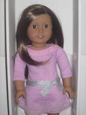 American Girl~Just like you Doll ~ Brown Eyes, Brown Hair & Medium Skin # 29