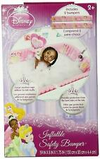 New Disney Princess Inflatable Safety Bathtub Bumpers, Pink