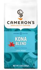 Roasted Ground Coffee,Bag Package,Kona Blend(12oz)