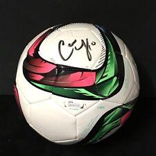 Carli Lloyd Womens World Cup Champs signed Soccer ball mint autograph JSA COA
