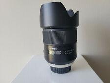 TAMRON SP 45mm F/1.8 Di VC USD/Model F013N (for Nikon F mount)