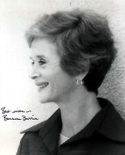 Barbara Barrie signed vintage original photo / autograph Twilight Zone