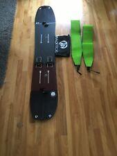 K2 Ultra Split 155 Splitboard Snowboard With K2 Skins