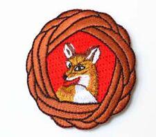 WOOD BADGE FOX PATCH - WOGGLE WOODBADGE