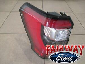 18 thru 21 Expedition OEM Genuine Ford Tail Lamp Light LEFT Driver LED