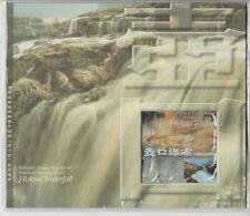 HONG KONG MNH PRESENTATION PACK 2002 HUKOU WATERFALL SHANXI SG MS1113