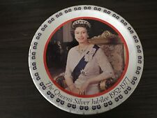 MEMORABILIA, THE QUEENS SILVER JUBILEE 1952-1977  MAKINTOSH'S QUALITY STREET TIN