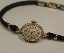 Girard Perregaux 14K Gold Ladies Vintage Wristwatch
