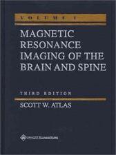 Magnetic Resonance Imaging of the Brain and Spine (2 Volume Set), Atlas, Scott W