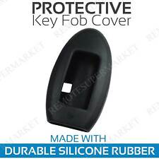 Remote Key Fob Cover Case Shell for 2013 2014 2015 2016 Nissan Altima Black