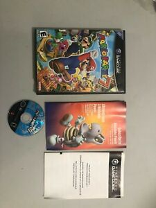 Mario Party 7 (Nintendo GameCube, 2005) - TESTED WORKING, No Manual Nice Disc