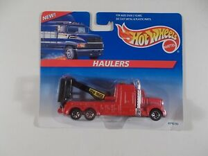 Hot Wheels Haulers 1997 Tow Truck