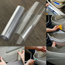3M HD Clear Protective Film Vinyl Car Bra Door Edge Paint Transparent Sticker