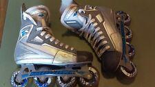 New listing Mission B5X men's inline roller hockey skates size 8E
