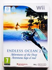 ENDLESS OCEAN 2 AVENTURAS BAJO EL MAR - NINTENDO WII - PAL ESPAÑA - EVERBLUE