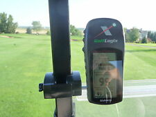 Golf Cart Mount 4 Garmin Approach G5 G3 and Golf Logix  Free Belt Clip Included!