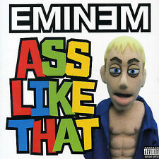 Eminem-Ass Like That (3 Versions)/Business (Live)  CD NEW