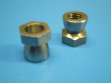 1 Stainless Steel V2A Fraud Prevention M10 Safety Nuts