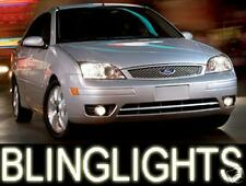 05-09 FORD FOCUS WHITE LED FOG LAMPS lights 06 07 c-max