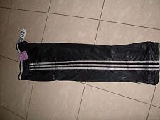 Pantaloni donna ADIDAS nuovissimo modello nero con striscie argento bellissimo