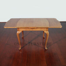 Queen Anne Antique Dining Table For Sale