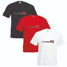 Civic Type R T-Shirt VARIOUS SIZES & COLOURS Car Enthusiast FN2 JDM