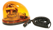 Grote Tear-drop Tractor Auto Beacon Light Yellow Amber Revolving Portable Magnet