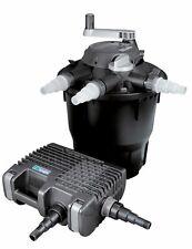 Bioforce Revolution Teich Filter Druckfilter Set 12000 UVC