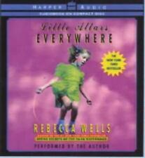The Ya-Ya: LITTLE ALTERS EVERYWHERE by Rebecca Wells (1999, CD) NEW SEALED!