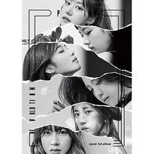 K-pop APINK - Vol. 3 [PINK REVOLUTION] (APINK03)