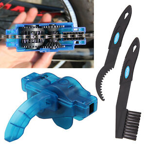 Bicycle Chain Cleaner Agent Maintenance Instrument Lubrication Wheel Wash Cleani