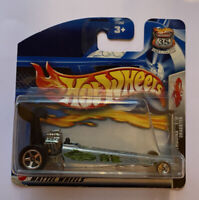 2003 Hotwheels Top Fuel Dragster Short Card! Rare!