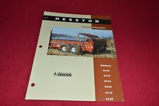 Hesston S430 S370 S310 S235 S175 S125 Manure Spreader Dealers Brochure YABE14