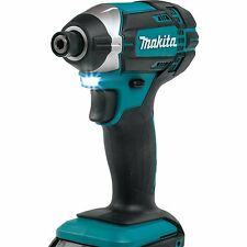"Makita XDT11Z 18V 18 Volt LXT Lithium-Ion 1/4"" Cordless Impact Driver Bare NEW"