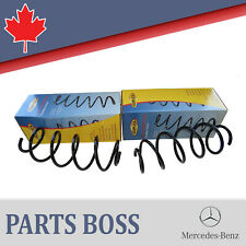 Mercedes-Benz B200 2006-2011 Suplex Germany Front Coil Springs Pair 1693212704